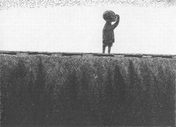 Picture. Edward Gorey