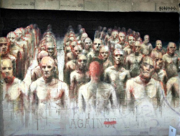 Stree Art Utopia - Borondo