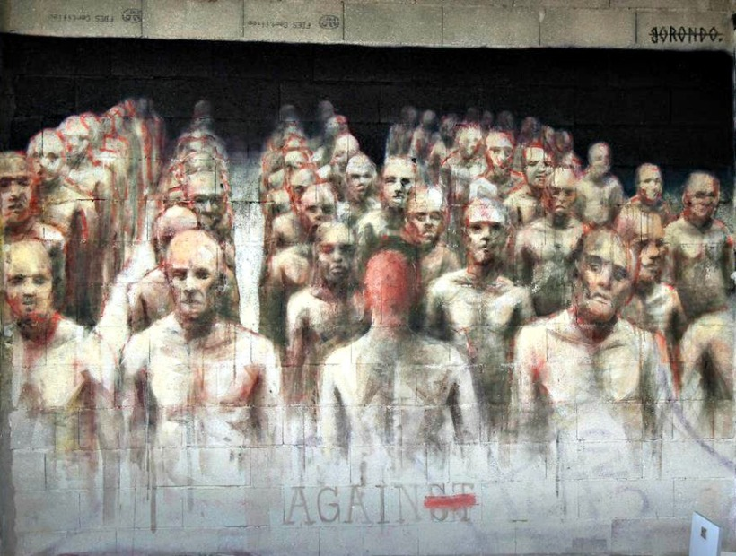 Stree Art Utopia - Borondo